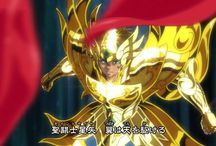 #Saint Seiya Soul Of Gold #Aiolia