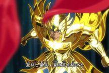 #Saint Seiya Soul Of Gold #Aiolia