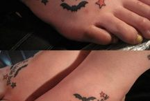 Tattoos / by Emily Spencer