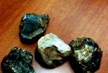 Raw#Rough Gemstones