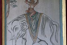 китайские сказки (иллюстрации)