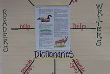 3rd anchor charts / by Hope Naber