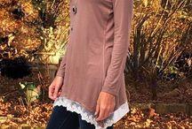 Feminine Clothing I Love / modest, feminine style