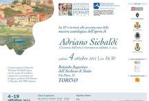 Mostra antologica 4 Ottobre Archivio di Stato di #Torino / Mostra antologica sabato 4 Ottobre Archivio di Stato di #Torino