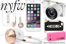NYFW Essentials / by Angela Ricardo