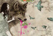 Yuko Shimizu art