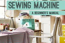 Sewing Books / If the Great British Sewing Bee has inspired you to get sewing, check out these books.