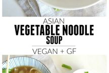 Vegan Recipes for Noodle Lovers