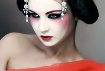 Make-up / все, то что меня вдохновляет