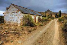 Karoo Houses old