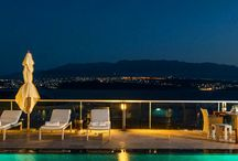 VIP Villas in Crete / Luxury, enchanting  sunsets, magnificent sea views, just a breath away from the most astonishing beaches of Crete. A holiday you will never forget.