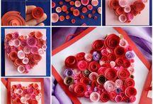 DIY and crafts - quilling / DIY and crafts - quilling