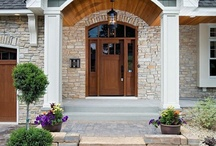 Front Exterior entry