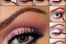 I love Makeup  / makeup