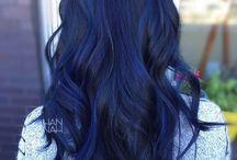 Μπλε μαλλιά
