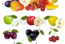 Овощи и фруктв
