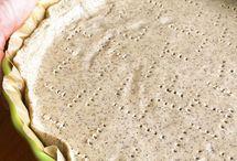 Pate a tarte brisée farine sarazin