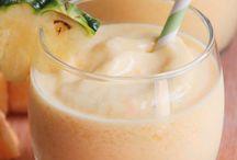 mango pineapple smoothie