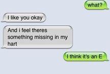 Damn You Auto Correct & Funny Texts / by Sandra Joy