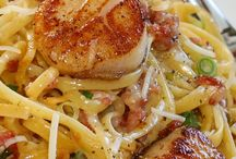Recipes - Pasta and noodle dishes