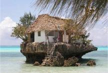 Island Living ~ Beach House ~ Paradise... / by Symone Fisher