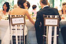 October wedding / by Allison Jones