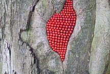Land art aneb konfrontace člověka s přírodou