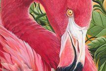 Flamingo / everything I like