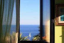 Vistas al mar / Las mejores vistas directas al mar, desde cualquier lugar del mundo.