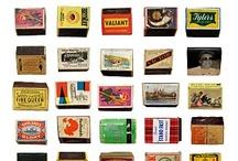 matchbox collection  / by Maria Petridou