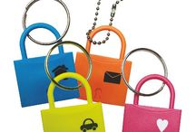 BIOPLASTIC ITEMS / Collection of gadgets with biodegradable materials 100% Made in Italy - www.publisearch.it/promogreen