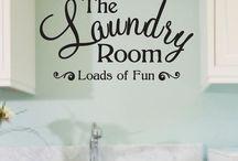 laundry room / by Kandi Kuykendall