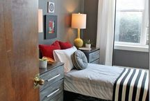 Boys rooms / by Julie Nichel