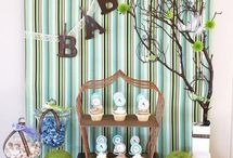 baby boy shower / by Christine Werner
