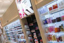 beauty retail design
