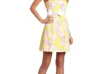 Printed Dresses / by Kayla Willmore