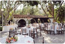reception decor / after the vows, it's all about the celebration!