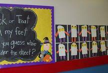 1st Grade -October / by Natalie Marino