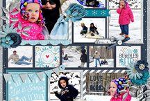 Snow layouts