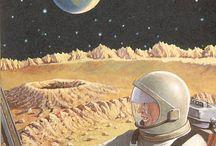 Viajeros en el espacio