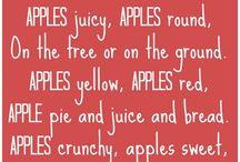 Apples Theme