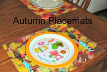 Fall & Thanksgiving Crafts / For kids