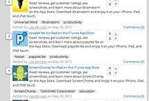 Teaching - iPads