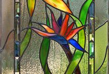 stained  glass love to do