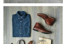 Men's fashion styles