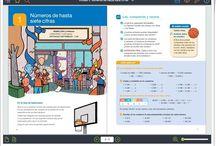4º Matemáticas Unidades Didácticas / Material complementario para el desarrollo de las Unidades Didácticas de Matemáticas de 4º Nivel de Educación Primaria. Juegos, actividades interactivas y materiales didácticos.
