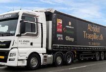 Absolut Træpiller Lastbiler