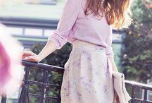 Fashion♡ / 好きなコーデや気になる服を集めます♡