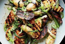 fire up the barbie / summer season, easy, delicious food