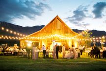 Rustic or Barn wedding Ideas / by Kivalo Photography